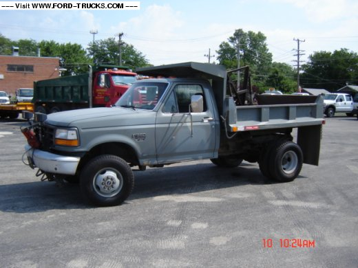 1992 Ford F-350 #9