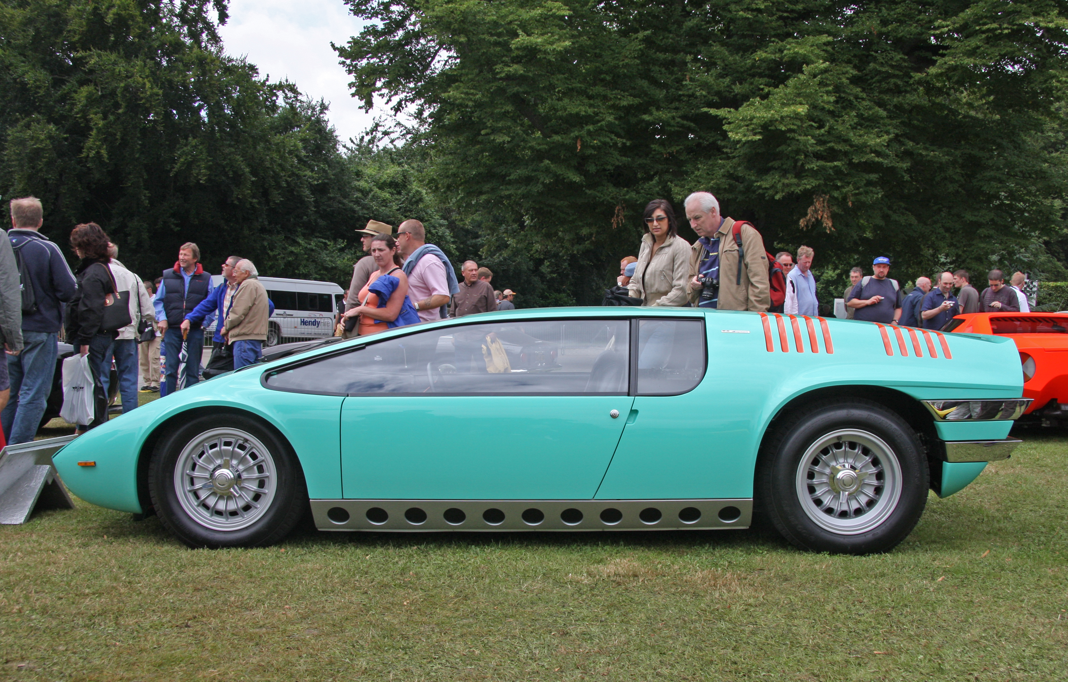 Bizzarrini Manta #5