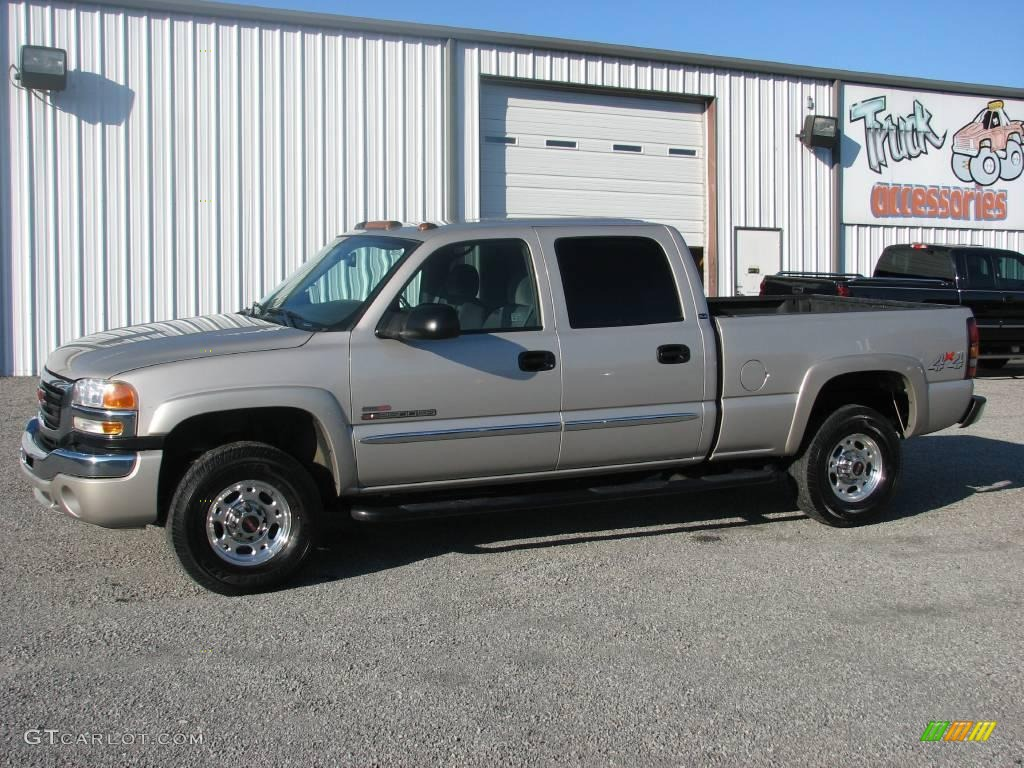 2005 GMC Sierra 2500hd #13