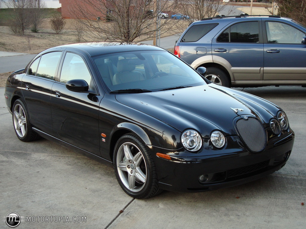 2003 Jaguar S-type #3