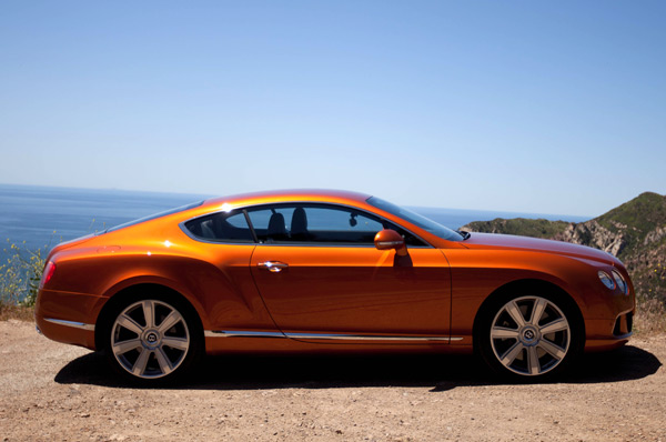 2012 Bentley Continental Gt #12