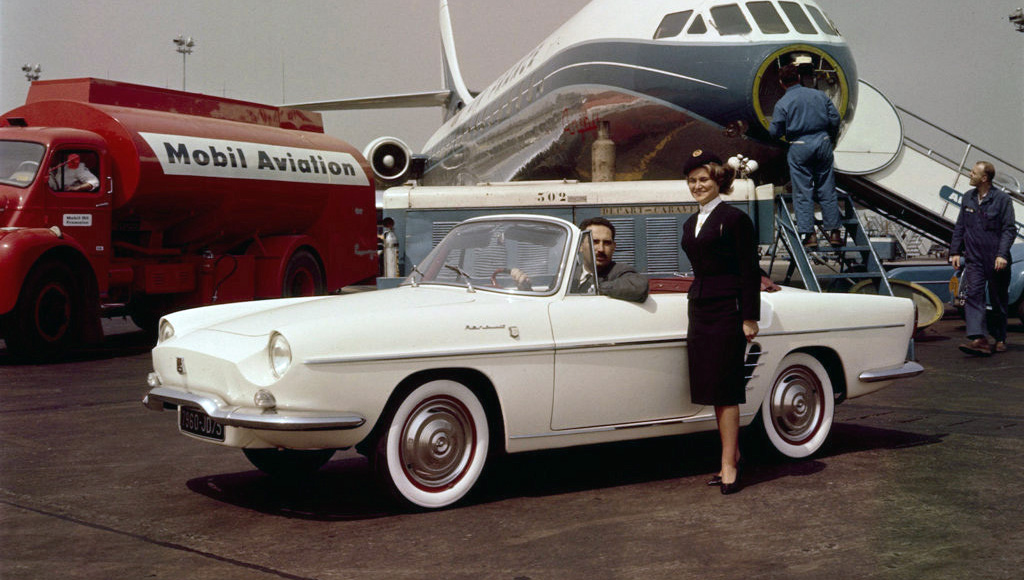 1962 Renault Caravelle #13
