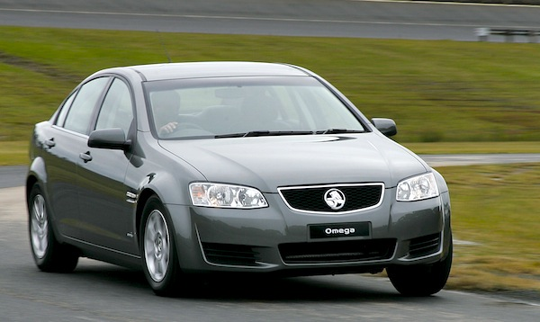 2012 Holden Commodore #9