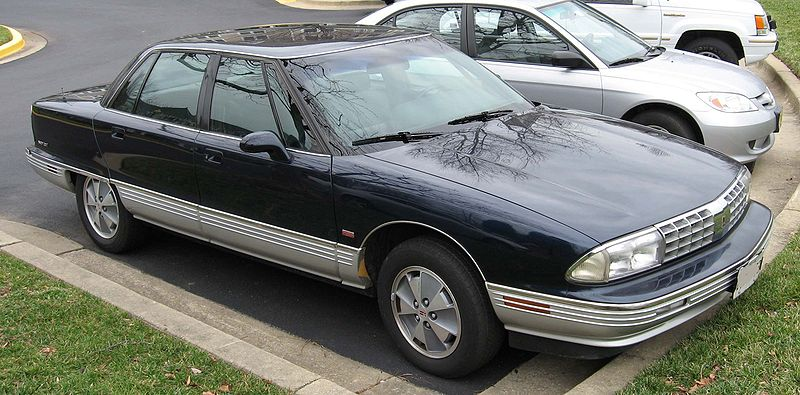 1993 Oldsmobile Ninety-eight #7