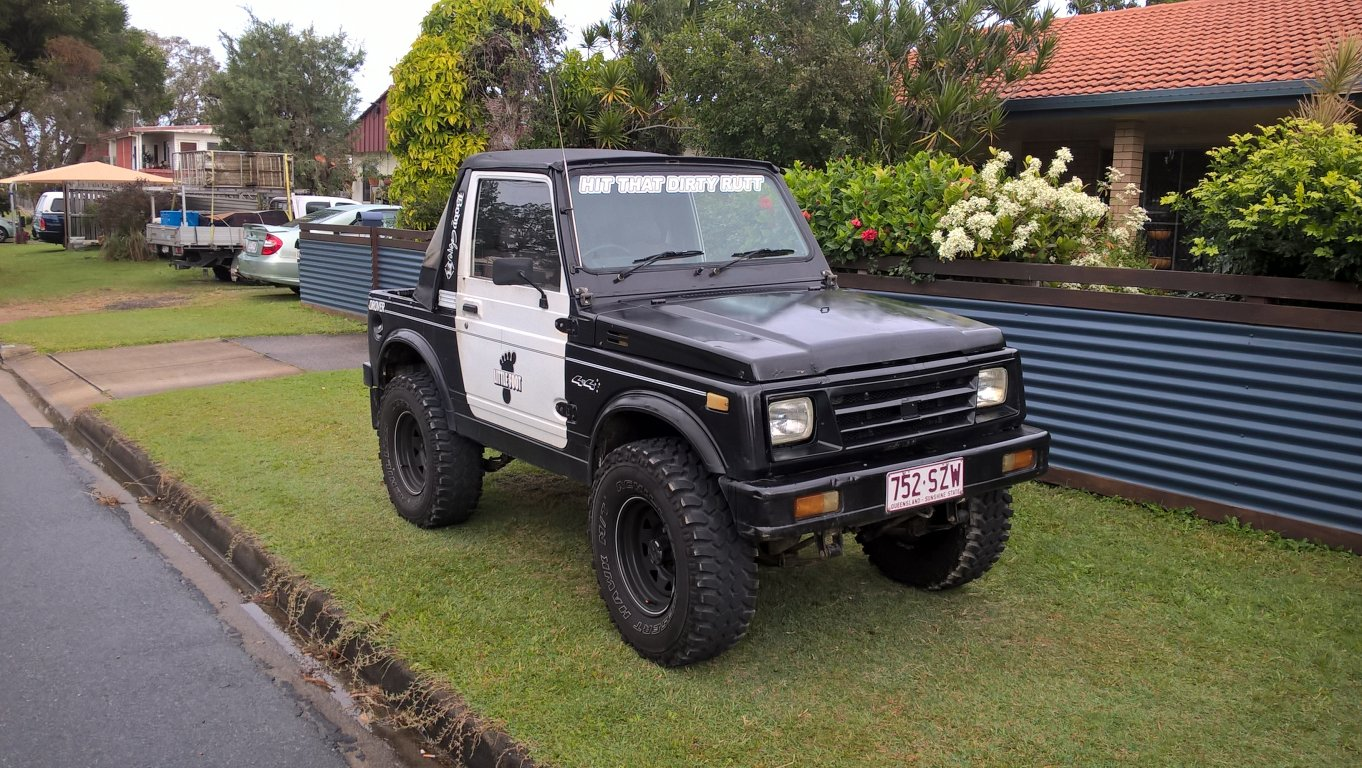 1985 Holden Drover #6