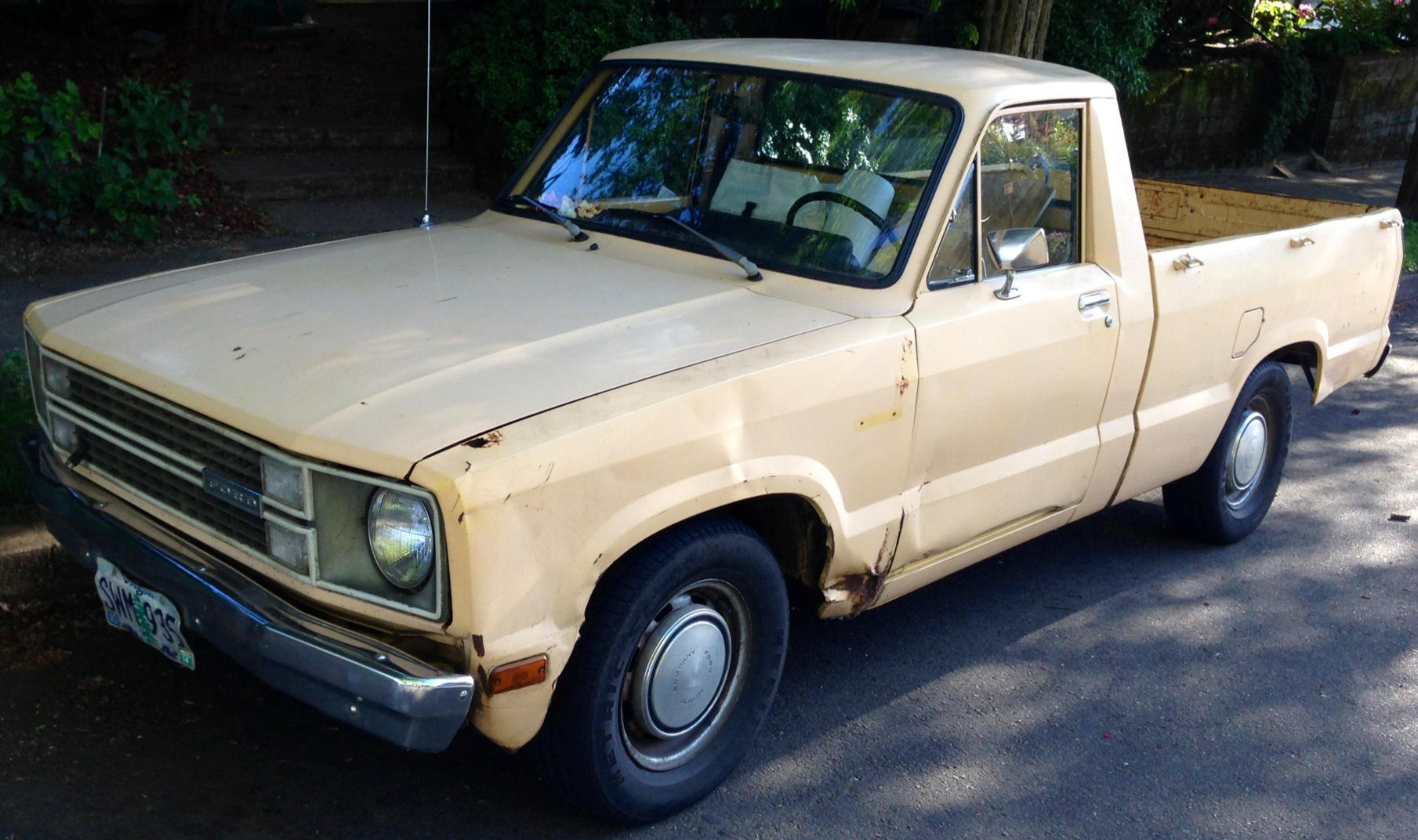 1986 Ford Courier #6