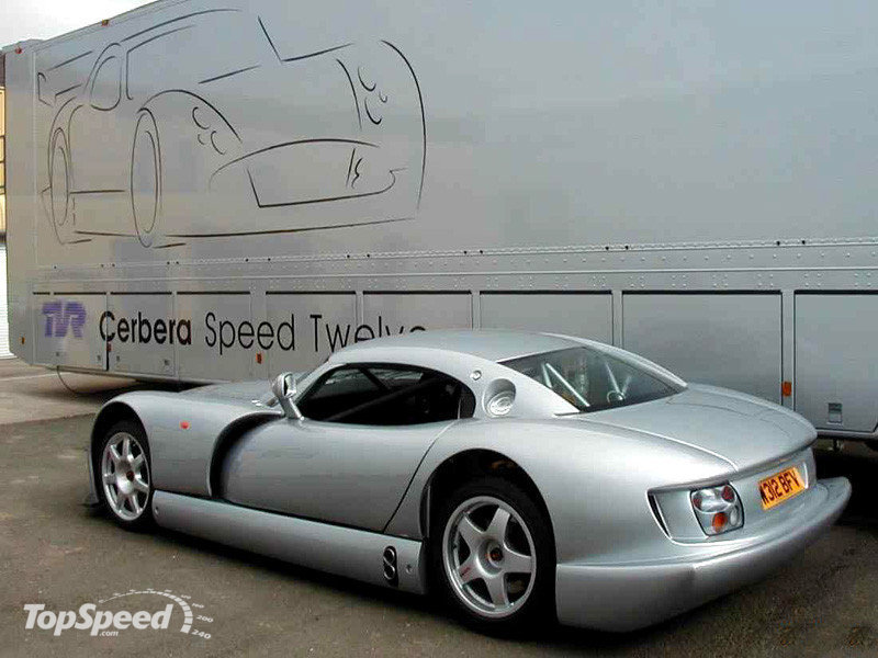 TVR Cerbera Speed 12 #8