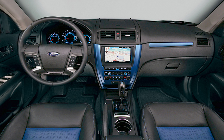 2009 Ford Fusion #12
