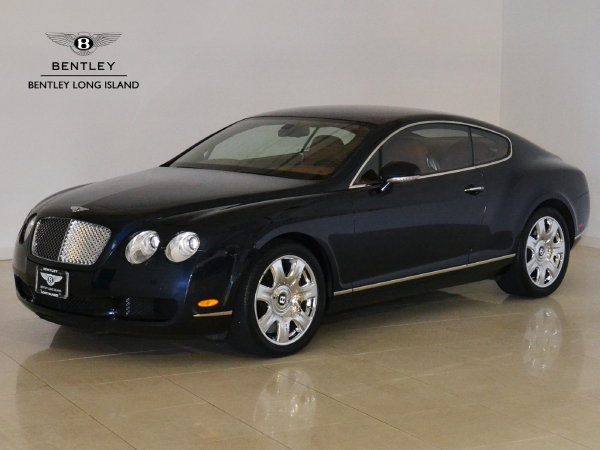 2007 Bentley Continental Gt #1