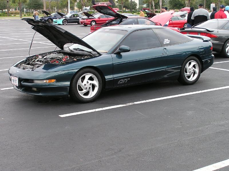 1996 Ford Probe #5