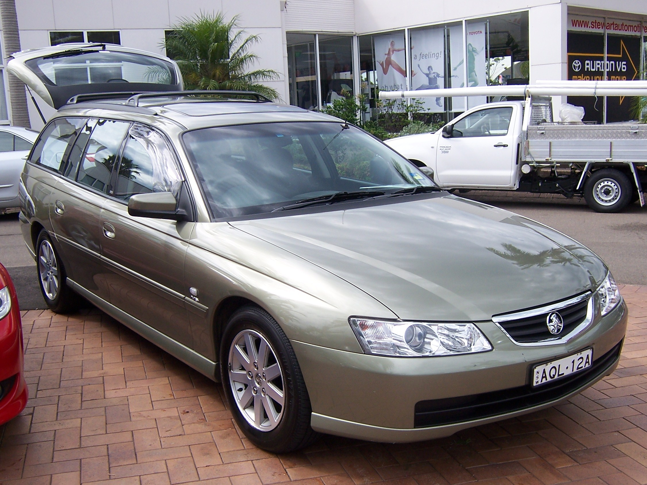 2004 Holden Berlina #9