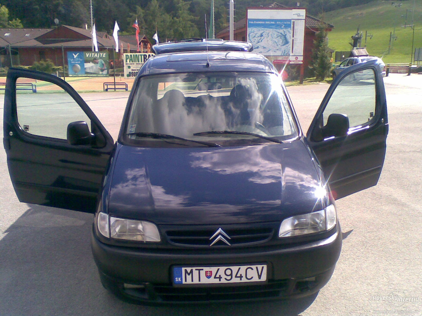 2000 Citroen Berlingo #15