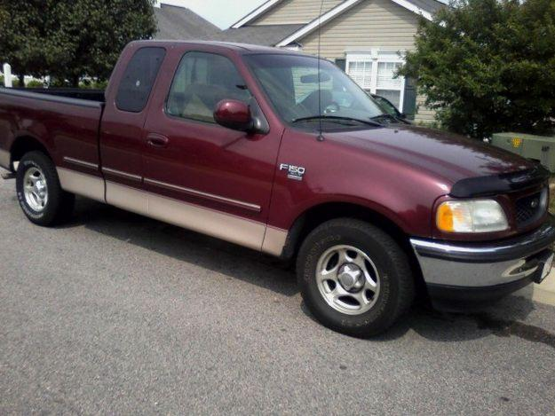 1998 Ford F-150 #15