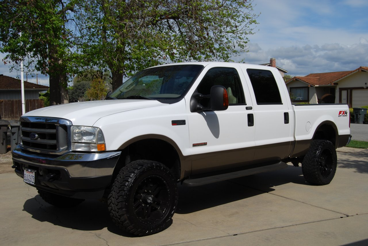 2004 Ford F-350 Super Duty #9