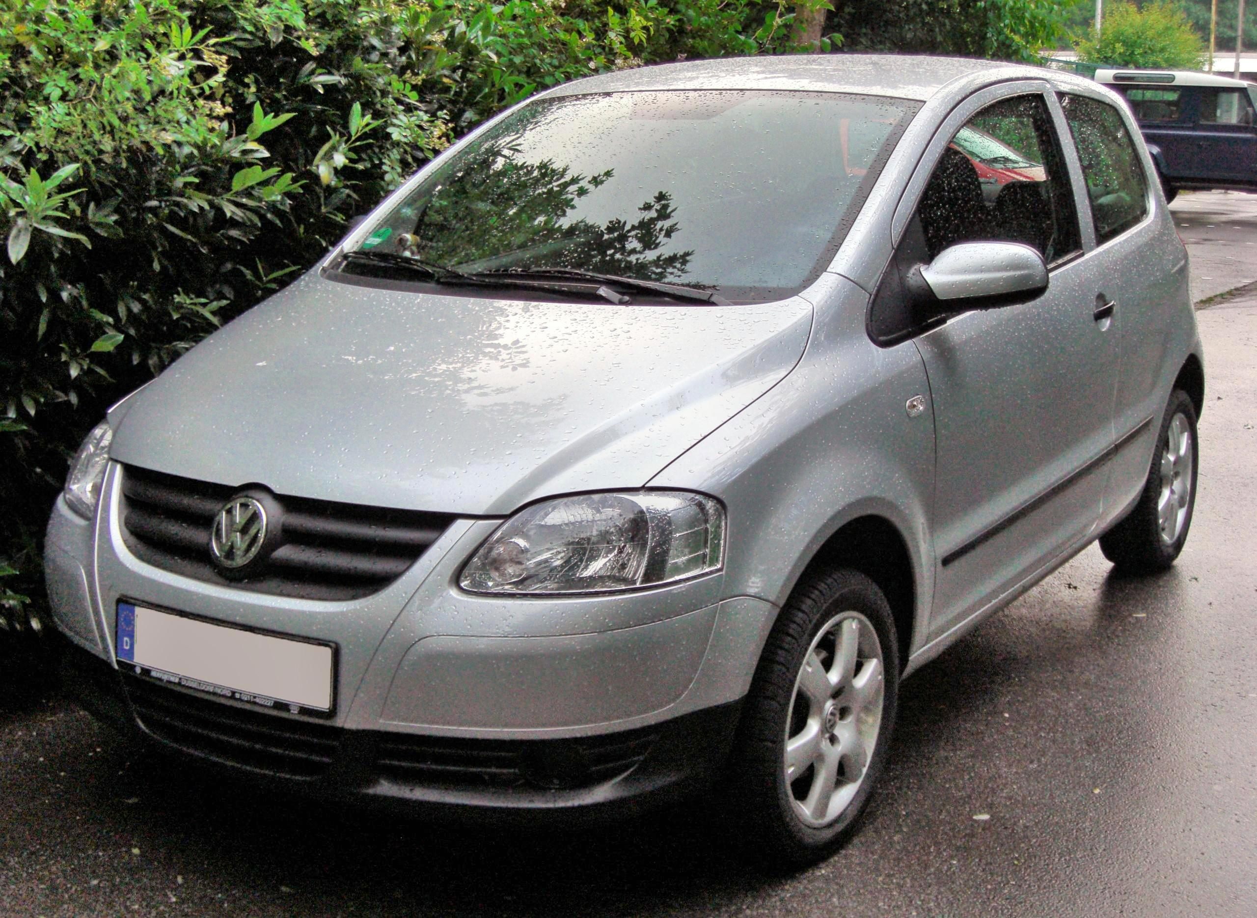 Volkswagen Fox #13