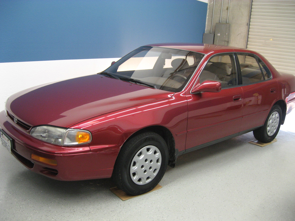 1995 Toyota Camry Photos Informations Articles