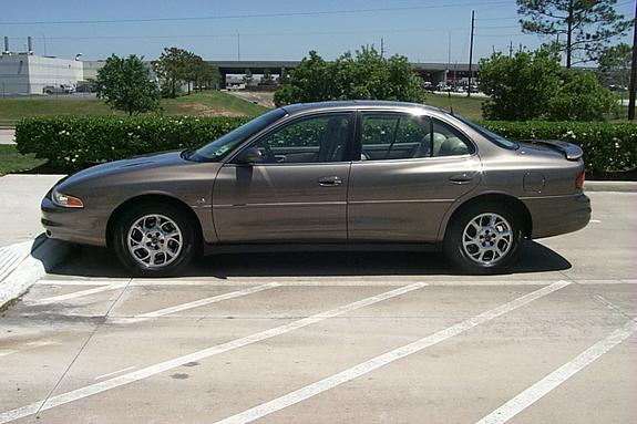 2001 Oldsmobile Intrigue #3