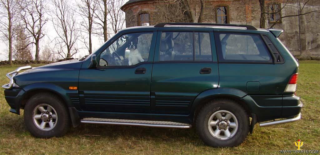 2006 Ssangyong Musso #15