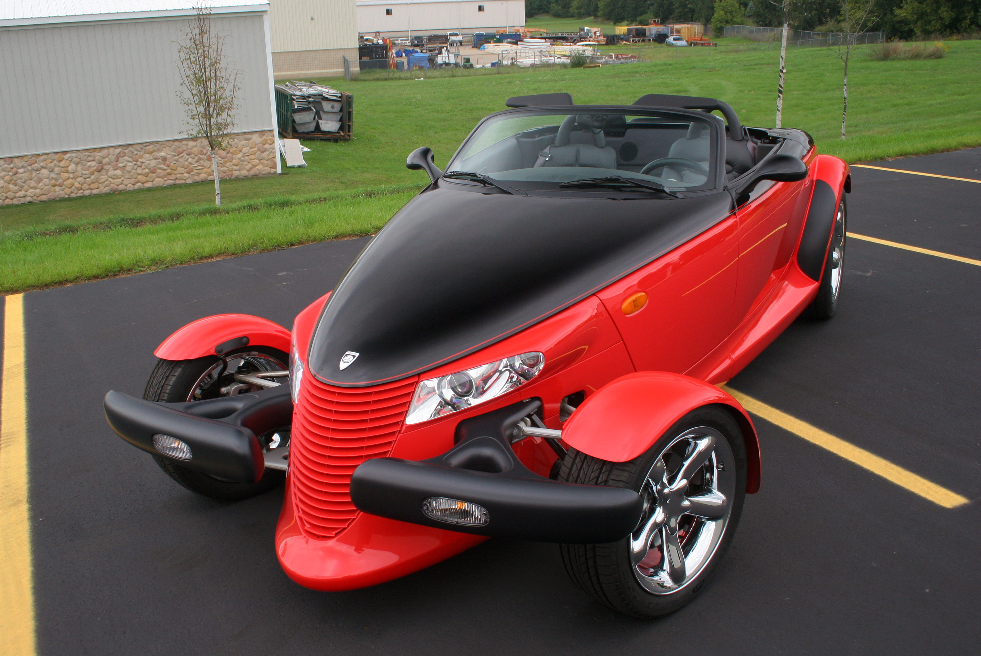 2000 Plymouth Prowler #13