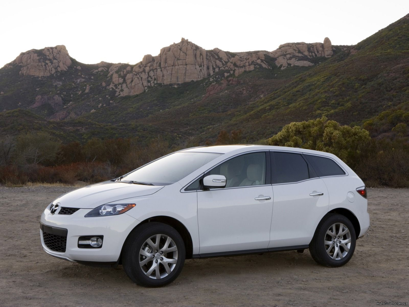 2007 Mazda Cx 7 Photos Informations Articles Engine Diagram 6