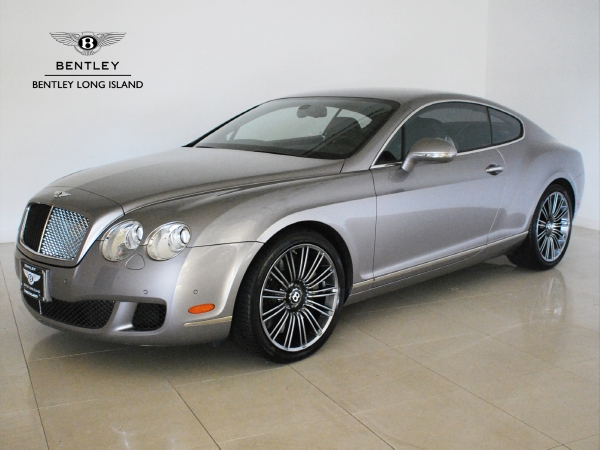 2010 Bentley Continental Gt #11