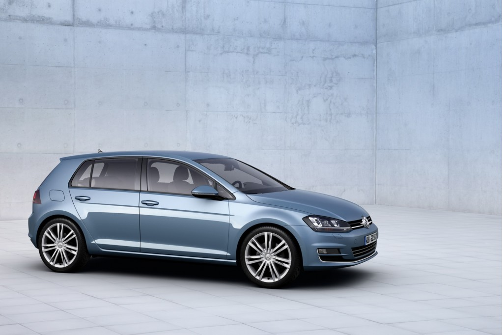 2014 Volkswagen Golf #3