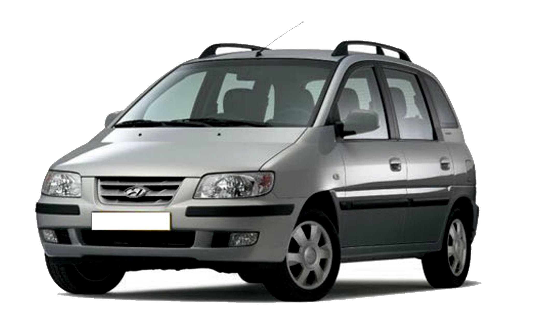 2007 Hyundai Matrix #14