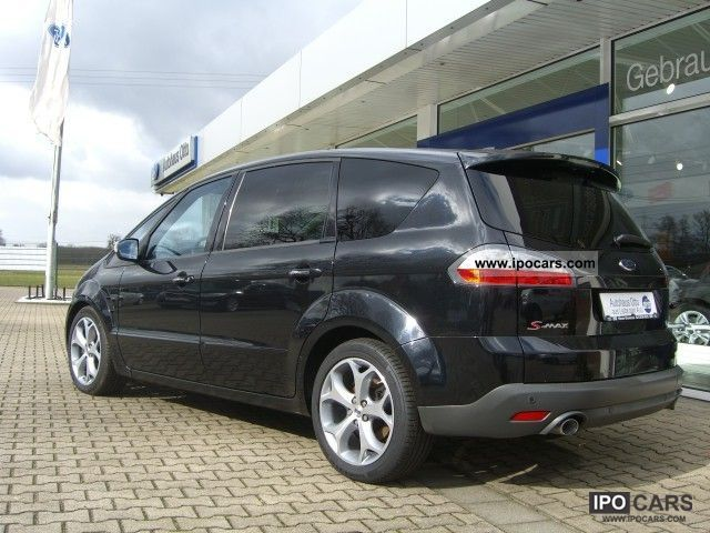 2009 Ford S-Max #14
