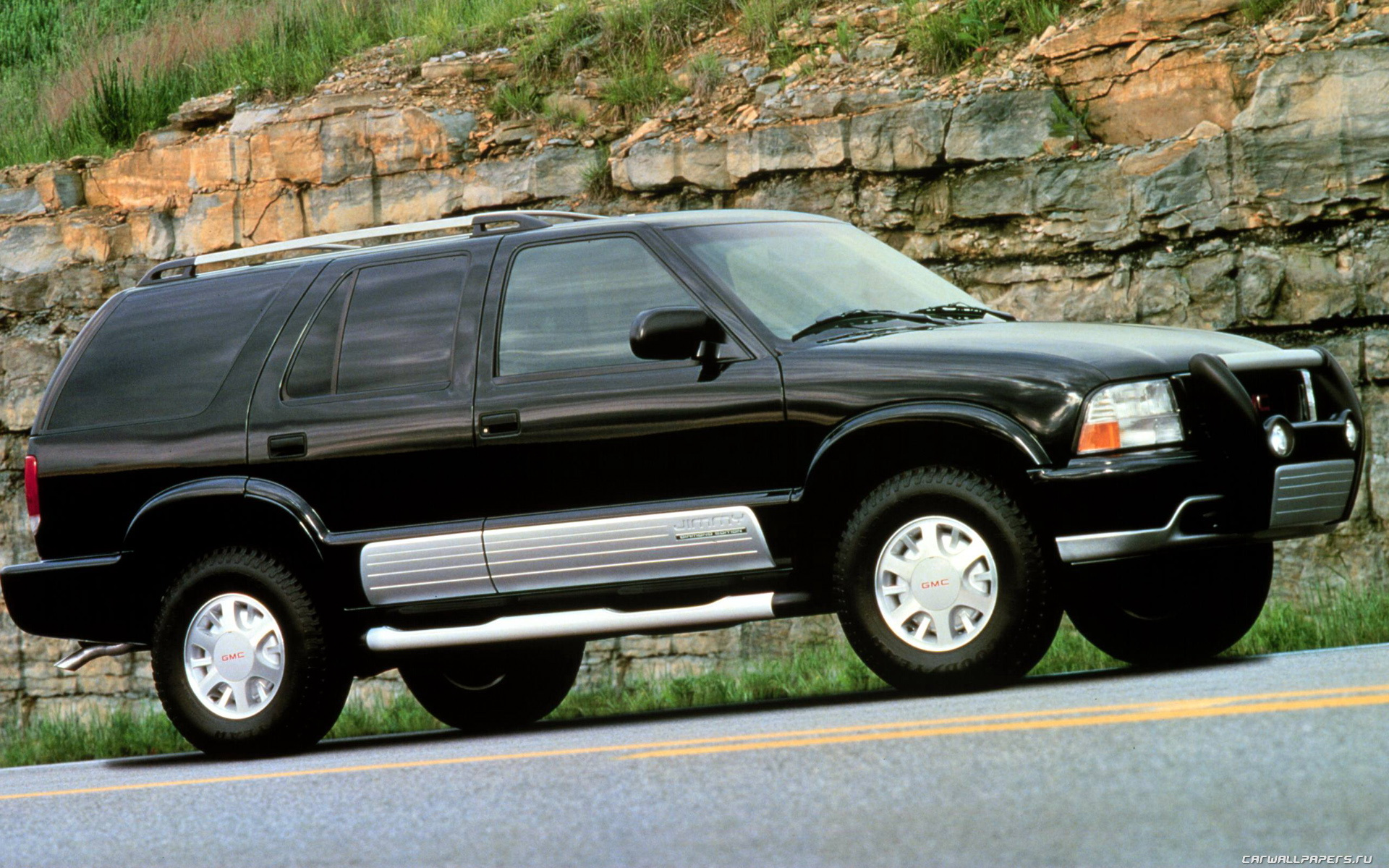 2000 GMC Jimmy #9