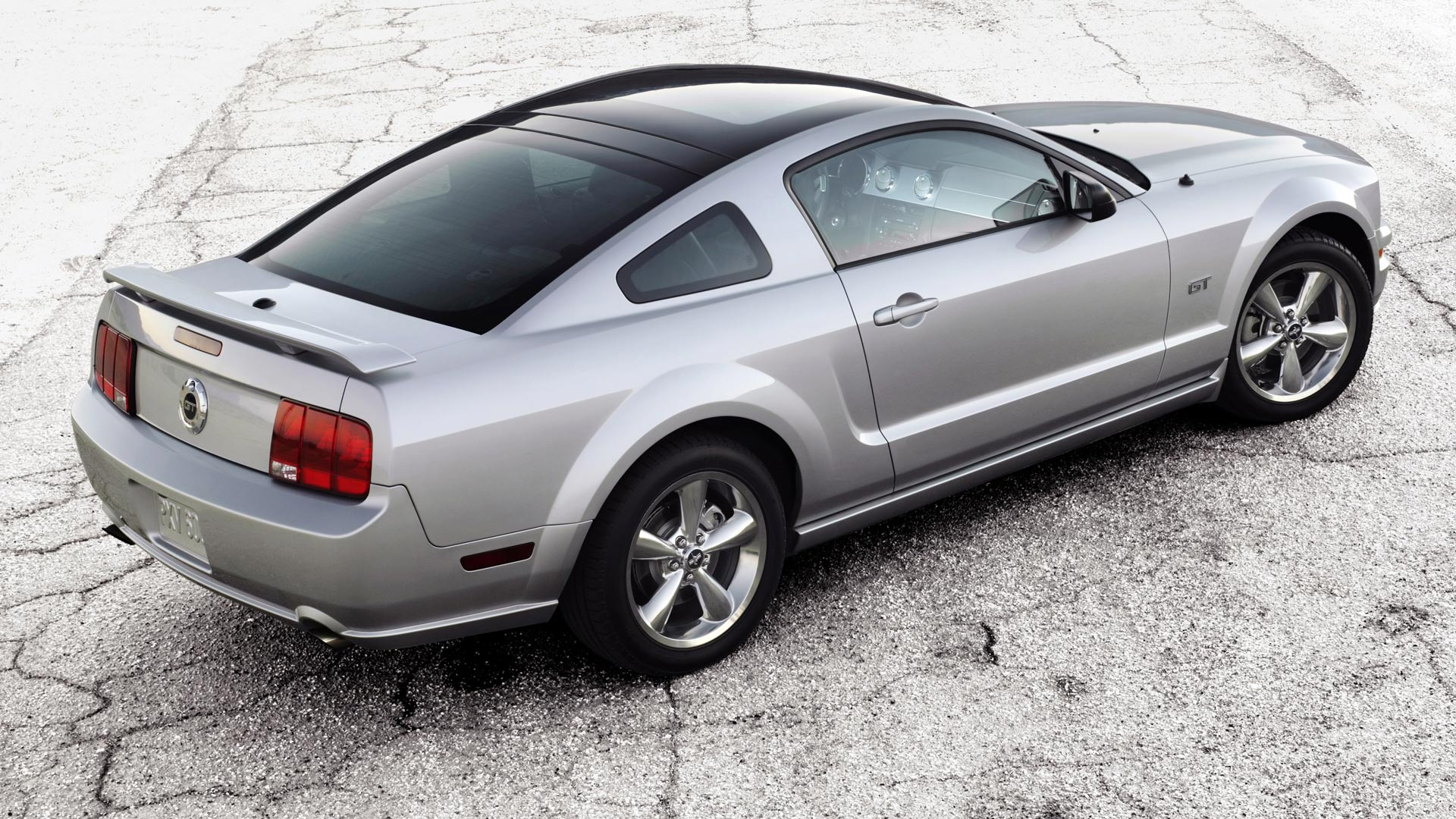 2009 Ford Mustang #18