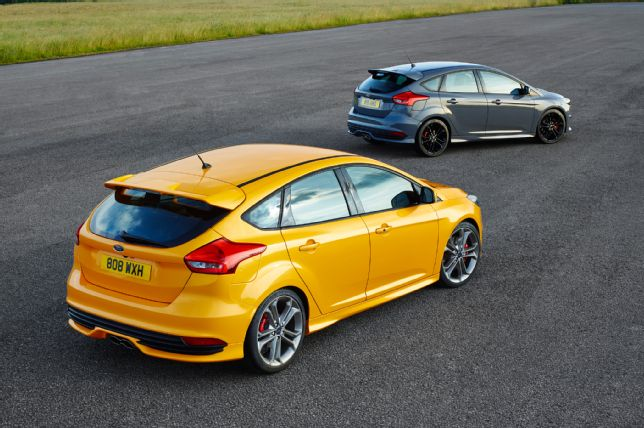 2015 Ford Focus St #5