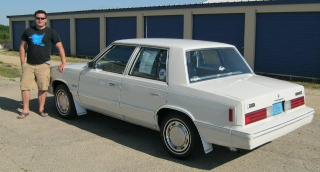 1981 Plymouth Reliant #7