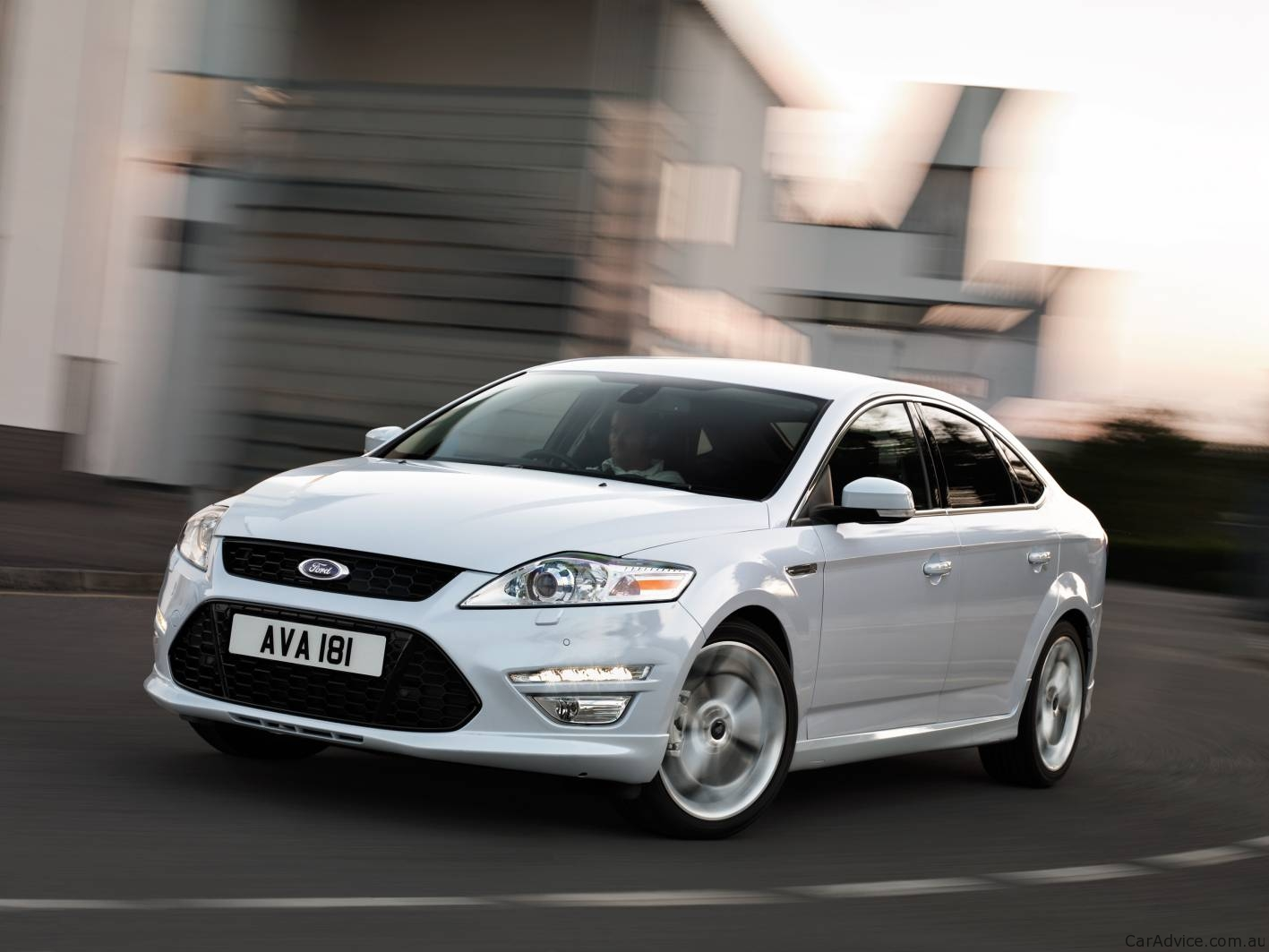 2011 Ford Mondeo #5