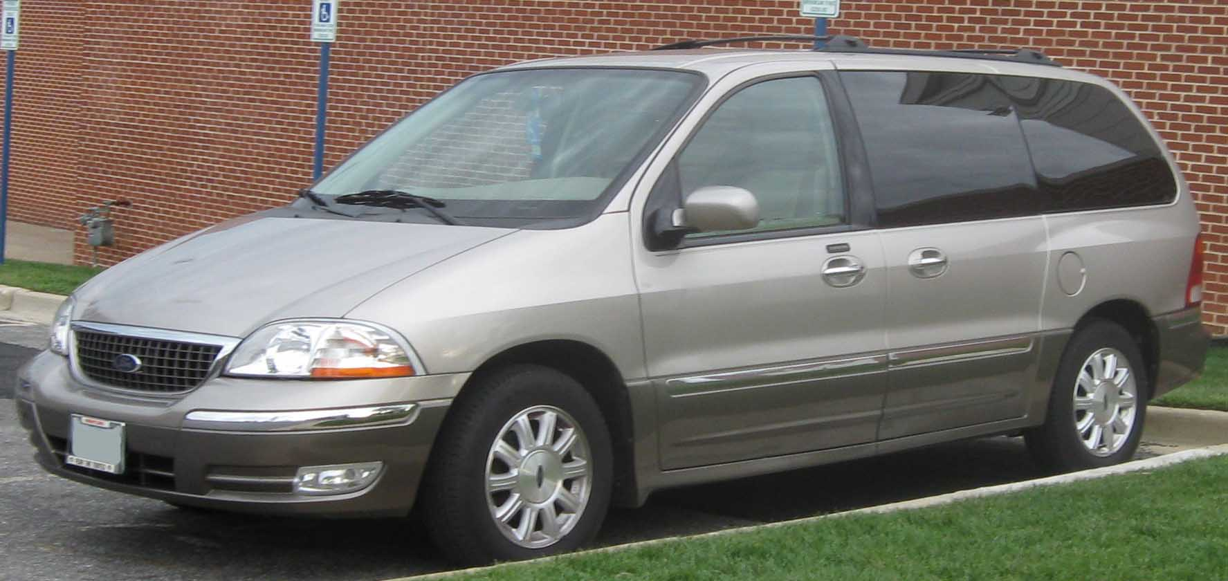 2000 Ford Windstar #5