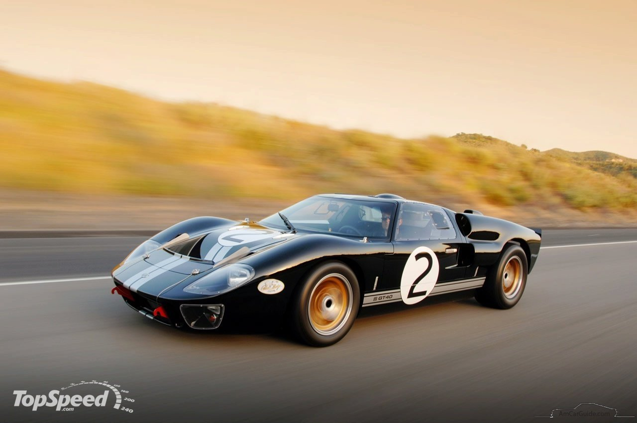 1968 Ford GT 40 #11
