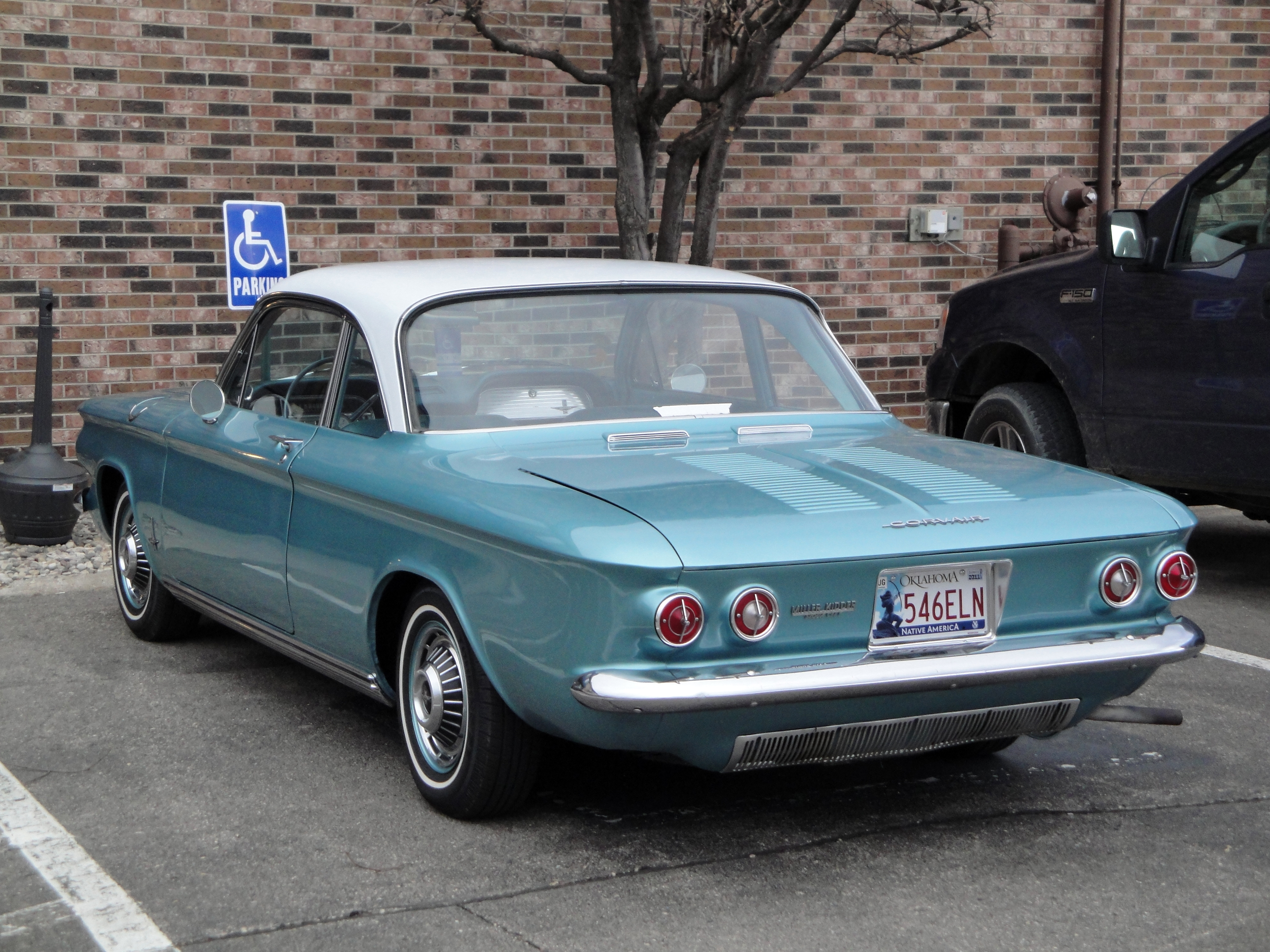 Chevrolet Corvair #2