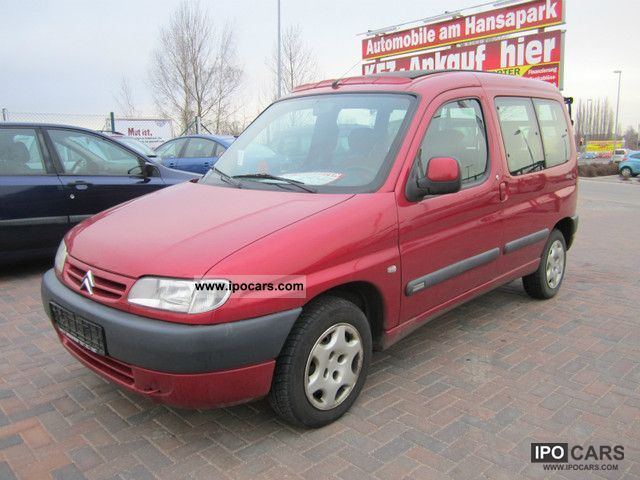2000 Citroen Berlingo #1
