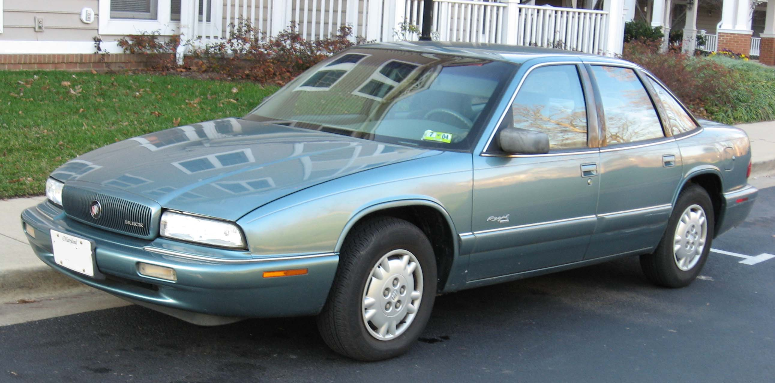 1993 Buick Regal #2