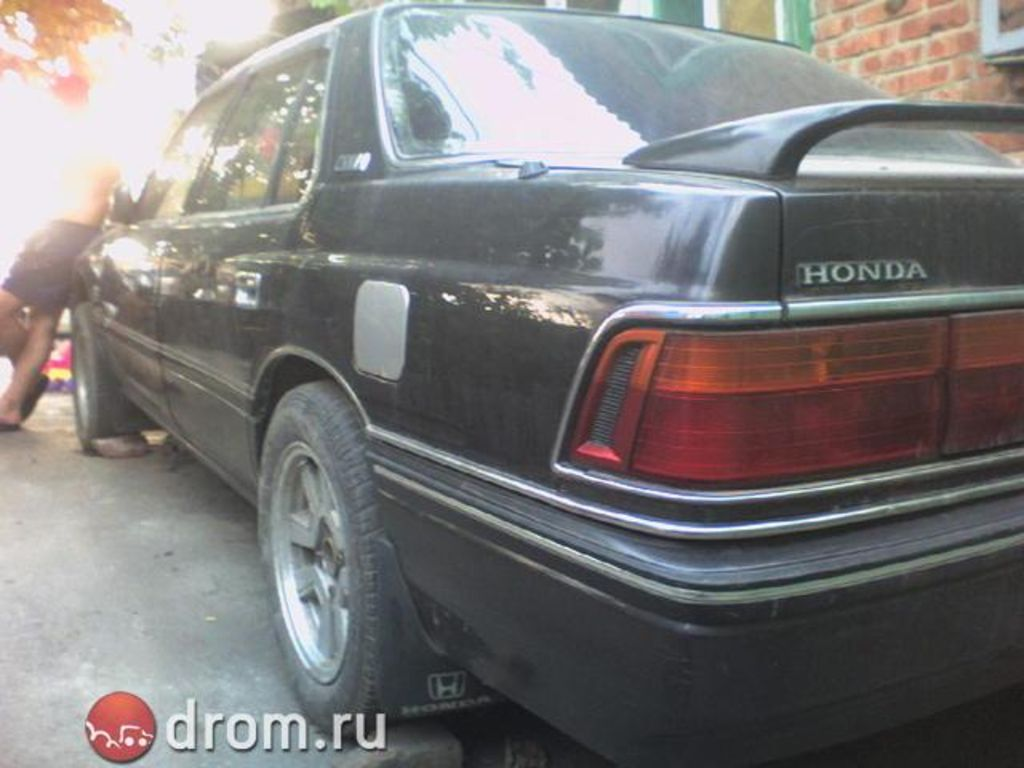 1989 Honda Legend #10