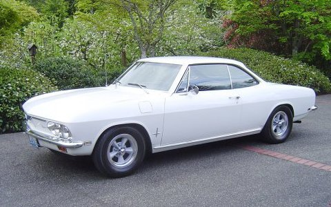 1968 Chevrolet Corvair #11