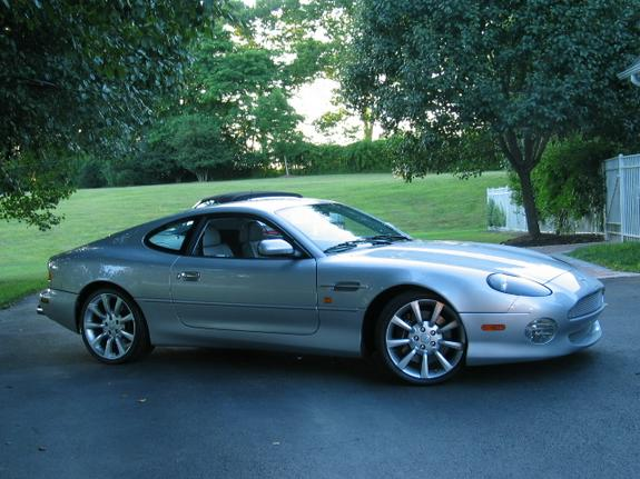 2003 Aston Martin Db7 Photos Informations Articles Bestcarmag