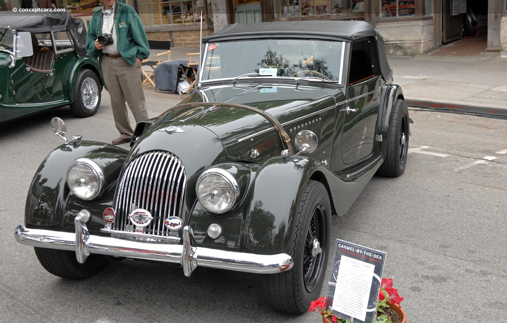 1956 Morgan Plus 4 #11