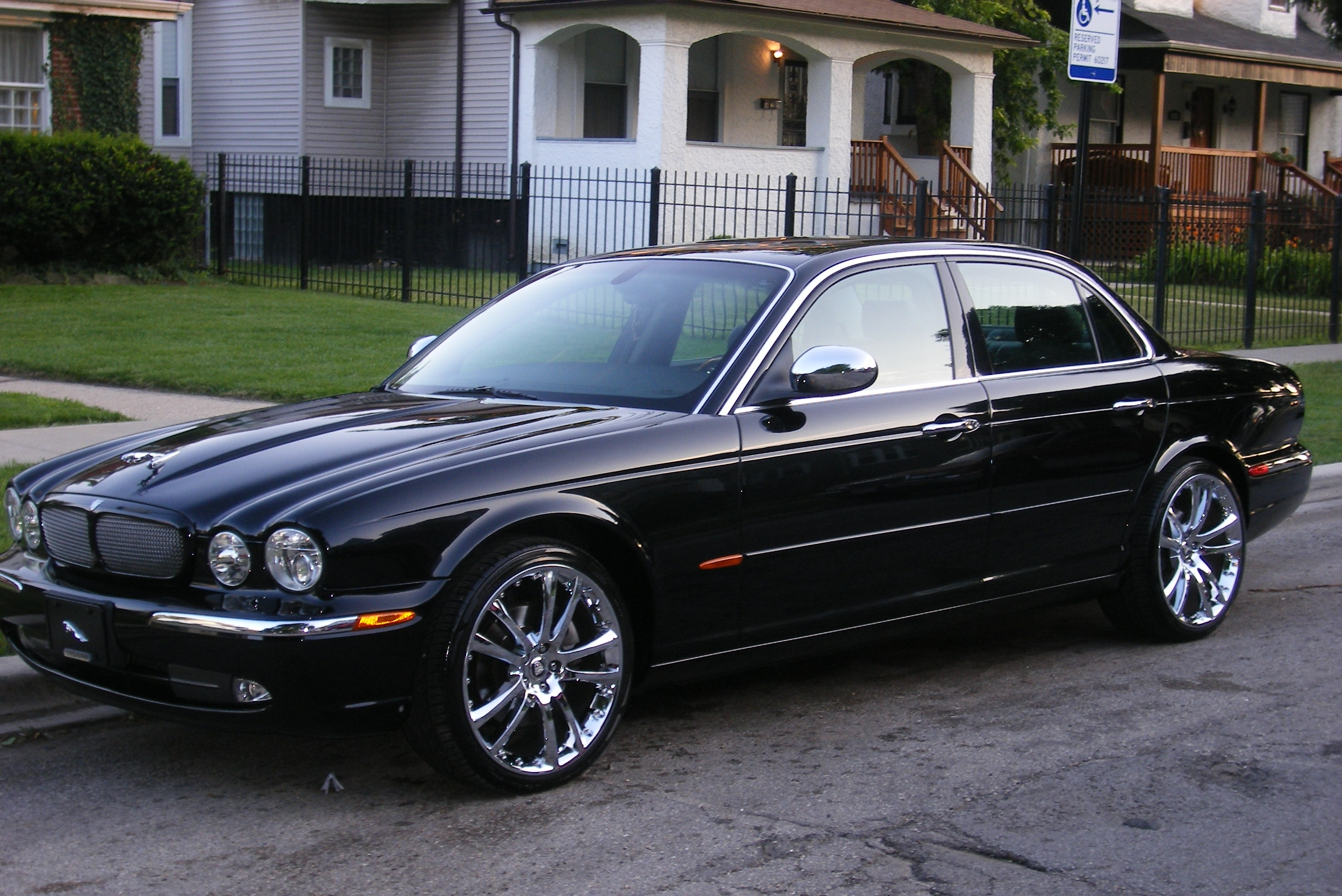 2003 Jaguar Xj-series #7