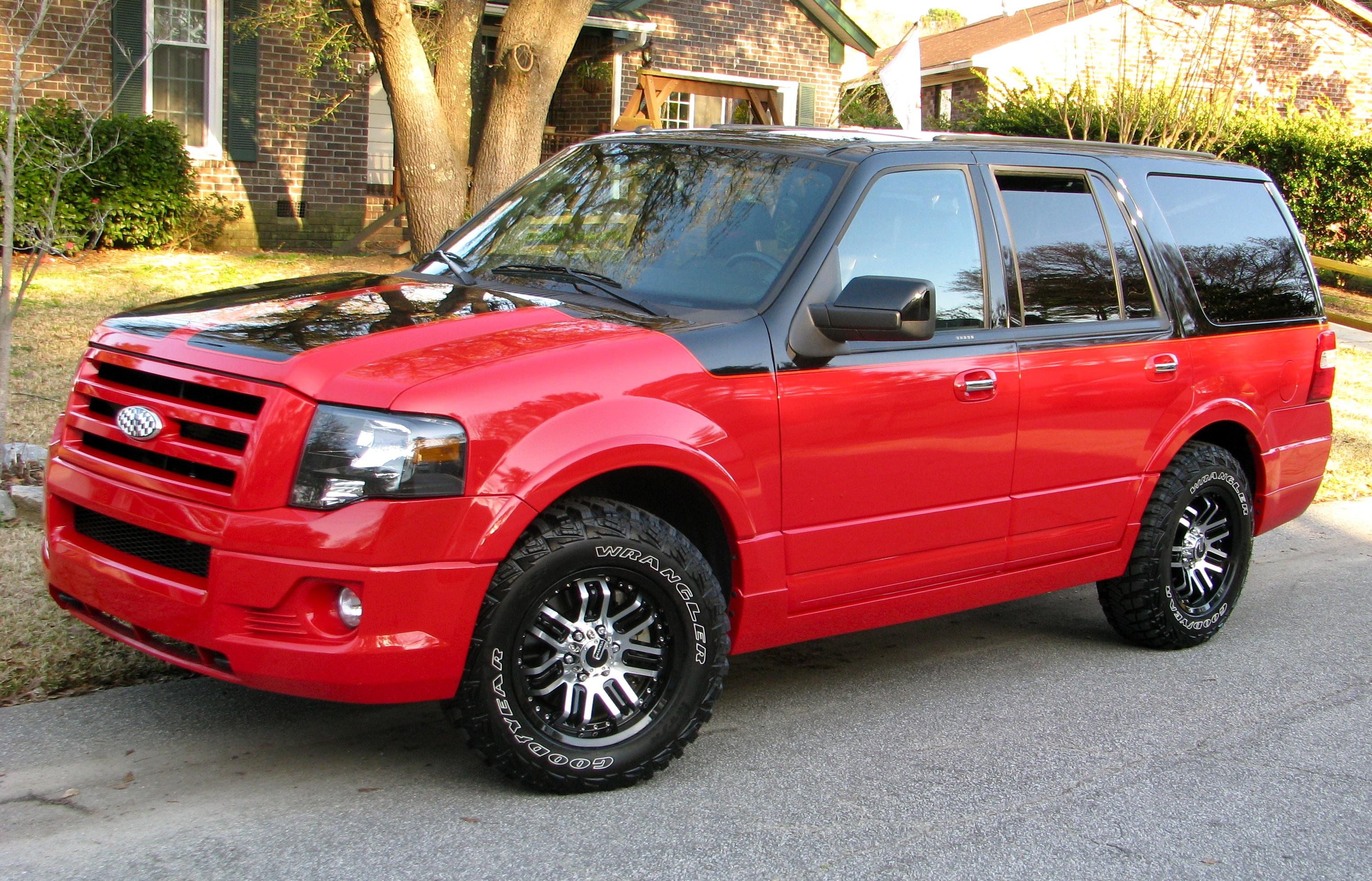 2008 Ford Expedition #10