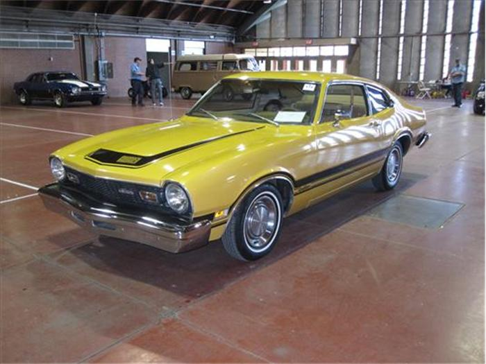 1974 Ford Maverick #4