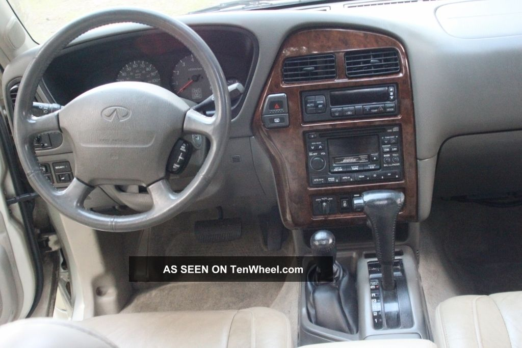 1998 Infiniti Qx4 Photos Informations Articles Bestcarmag