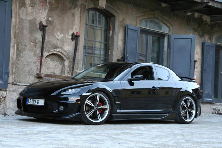mazda rx 8 photos informations articles. Black Bedroom Furniture Sets. Home Design Ideas