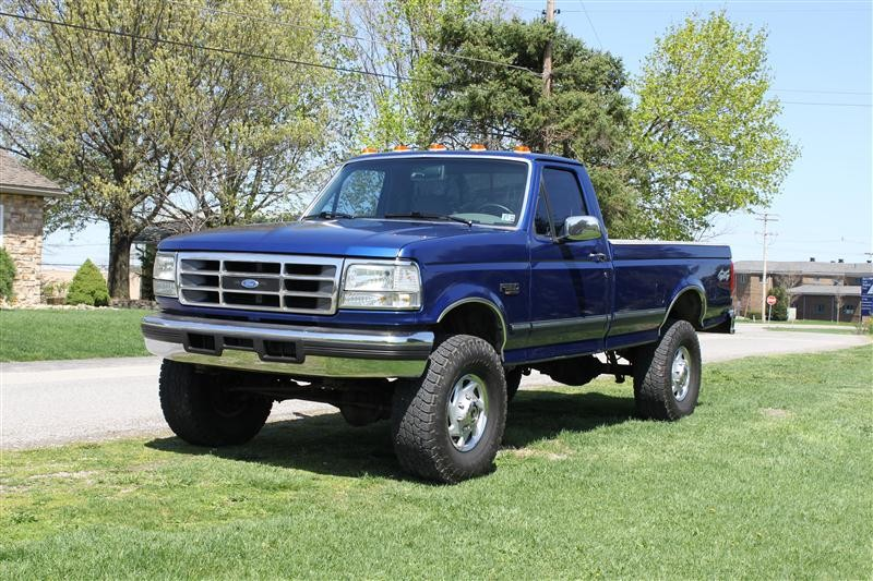 1996 Ford F-350 #7