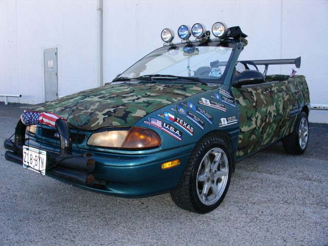1995 Ford Aspire #14