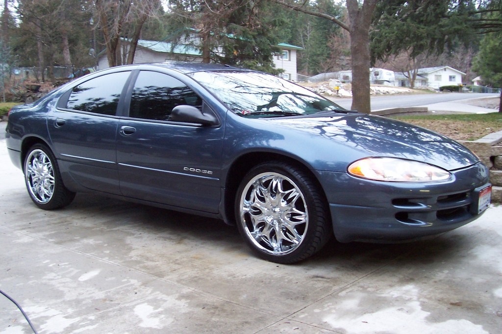 2000 Dodge Intrepid #6